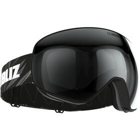 Bliz Floz Gafas, negro/marrón